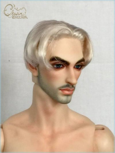 Wig for male