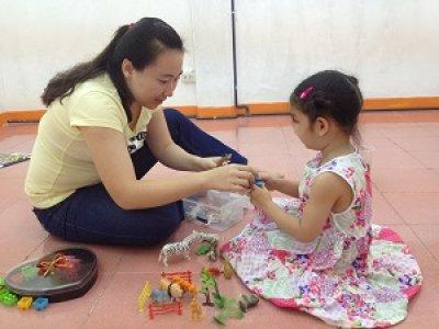 หลักสูตรปูพื้นฐานเรียนภาษาจีนสำหรับเด็กเล็ก (1-4 ขวบ)