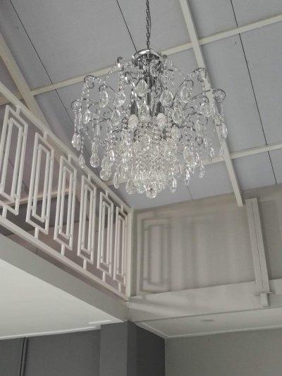 โคมไฟนีโอไลท์ ณ บ้านลูกค้า