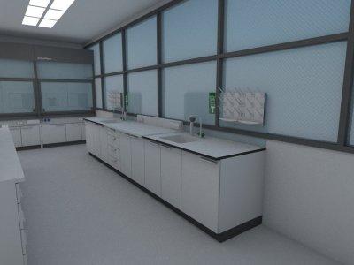Oganic and Inorganic Chemicals Laboratory Design