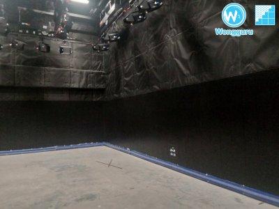 ปรับระดับพื้น ด้วยปูนปรับระดับ (Self-leveling) งานสตูดิโอ RS