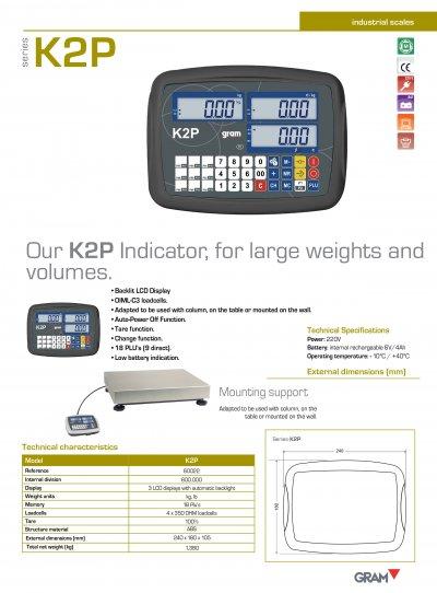GRAM : K2P