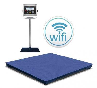 เครื่องชั่งต่อสัญญาณ wifi