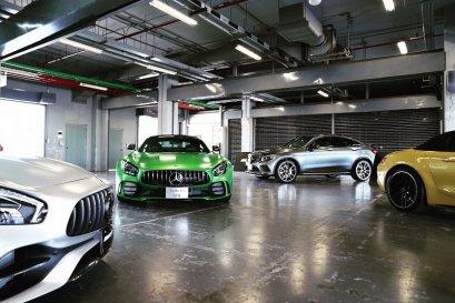 "Benz TTC จัดกิจกรรมขับขี่ปลอดภัย ""Mercedes-AMG Driving Experience"" สุดยอดนวัตกรรมซูเปอร์คาร์"