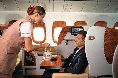Emirates มอบข้อเสนอสุดพิเศษส่งท้ายปี กับส่วนลดสูงสุดถึง 5,000 บาท สำหรับผู้โดยสารชั้นธุรกิจ