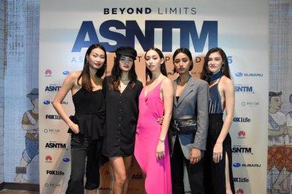 Bangkok Marriott Hotel The Surawongse จัดงานปาร์ตี้ยินดีกับ Asia's Next Top Model คนล่าสุด