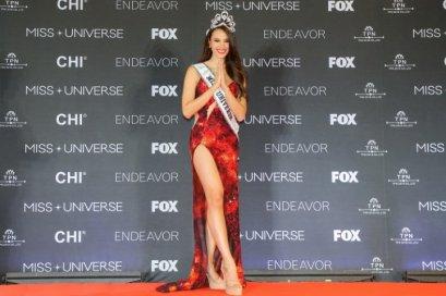 """Catriona Gray จาก """"ฟิลิปปินส์"""" คว้ามงกุฎนางงามคนล่าสุด ประจำเวที Miss Universe 2018"""