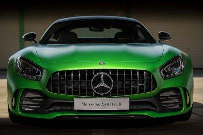 เมอร์เซเดส-เบนซ์ เปิดตัว Mercedes-AMG GT R และ Mercedes-AMG GT C ตอบสนองทุกความเร้าใจ