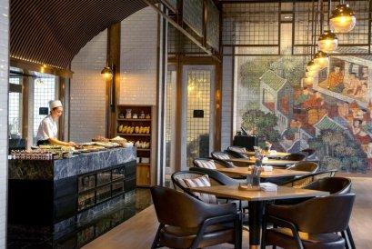 เฉลิมฉลองต้อนรับเทศกาลแห่งความสุข ณ ห้องอาหาร Praya Kitchen โรงแรม แบงค็อกแมริออท เดอะ สุรวงศ์
