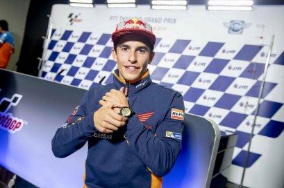 TISSOT เอาใจนักบิดเปิดตัว Tissot T-Race MotoGP™ Marc Marquez Limited Edition 2018