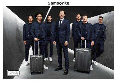 "Samsonite อิงกระแส FIFA World Cup 2018 เปิดตัวกระเป๋าเดินทางดีไซน์พิเศษ ""Die Mannschaft"""