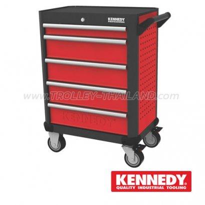KEN-594-2140K ตู้เครื่องมือช่างมีลิ้นชักพร้อมล้อ ROLLER CABINETS