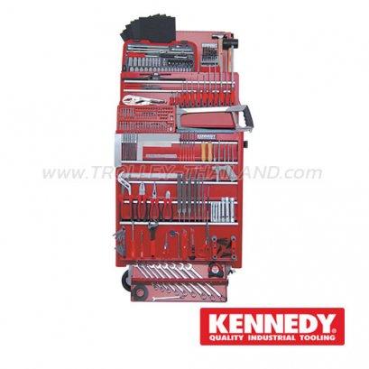 KEN-595-3080K ชุดเครื่องมือช่าง 300 Piece Kennedy Professional Engineers Tool kit