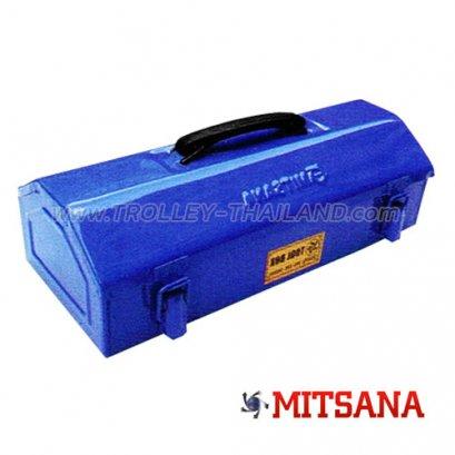 เบอร์ 01-1 ชั้น 14 นิ้ว กล่องเครื่องมือเหล็ก MITSANA