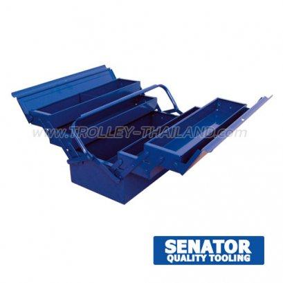 SEN-593-1410K กล่องเครื่องมือพลาสติกมีลิ้นชัก กล่องเก็บอะไหล่