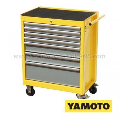 YMT-594-0580K ตู้เครื่องมือช่างมีลิ้นชักพร้อมล้อ ROLLER CABINETS