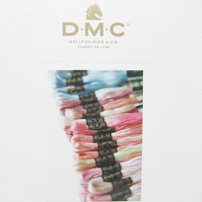 ไหมปัก DMC เบอร์ 25 ยาว 8 เมตร มี 482 สี มีทุกสี (สินค้าสั่งจอง 7-15 วัน)