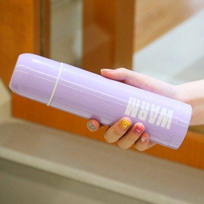 (เหลือสีม่วง) ขวดน้ำเก็บอุณหภูมิ (ร้อน-เย็น) บรรจุได้ 250 ml.