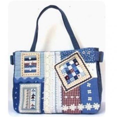 ชุดคิทงานควิลท์ กระเป๋าถือ Masako Wakayama Crib Quilt