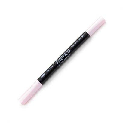 ปากกาเพ้นท์ผ้า Fabrico Dual Marker (สีชมพูอ่อน)