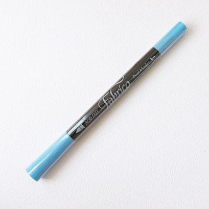 ปากกาเพ้นส์ผ้า Fabrico Dual Marker (สีฟ้า)