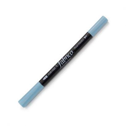 ปากกาเพ้นส์ผ้า Fabrico Dual Marker (สีฟ้าอมเทา)