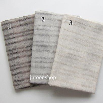 (เหลือเบอร์ 2 ) ผ้าทอ ขนาด 1/4 เมตร (50 x 70 ซม.)