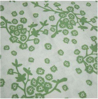 ผ้าคอตต้อน ลายดอก Moda ขนาด 1/4 หลา (45 * 55 ซม.)