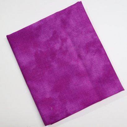ผ้าคอตตอน สีม่วง ขนาด 45 x 55 ซม.