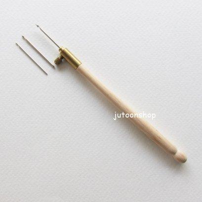 เข็มปักลูกปัด ปักเลื่อม SKC