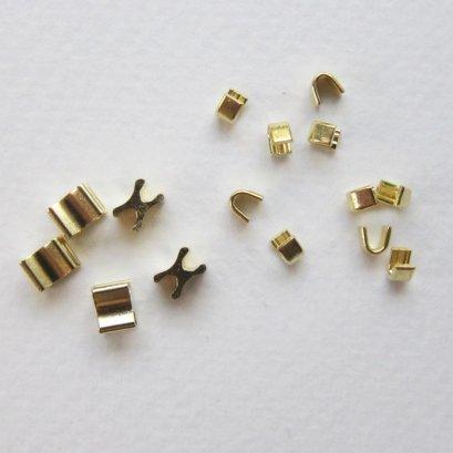 ตัวกั้นซิปสีทอง เบอร์ 3 (5 ชุด)