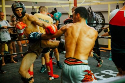 Muay Thai Fitness 1 month