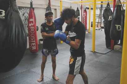Muay Thai training 1-week