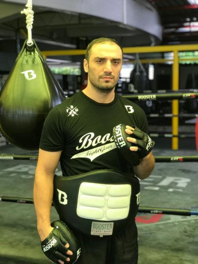 Group Boxing Class with Pouria Rokhneh
