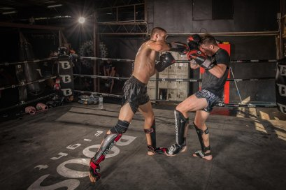 Muay Thai training 1-month