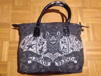 Liquor Brand TATBAT Zubehör Taschen-Handtaschen