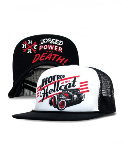 Hotrod Hellcat LAGER Accessories Hat & Beanies