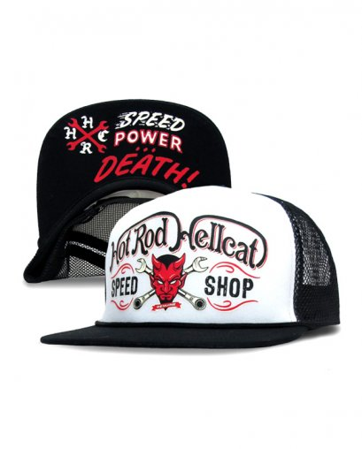 Hotrod Hellcat DEVIL Accessories Hat & Beanies