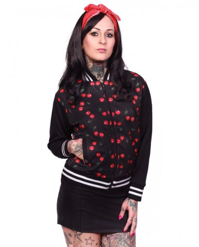 Liquor Brand CHERRIES Damen Jacke