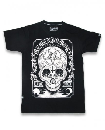 Liquor Brand MEMENTO MORI Herren T-Shirts