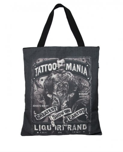 Liquor Brand TATTOO MANIA Accessories Tasche