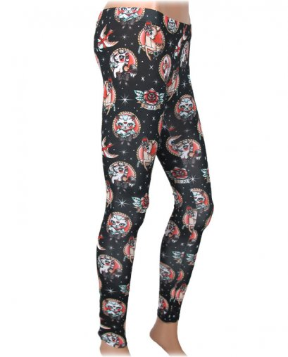 Liquor Brand ANIMAL HOSPITAL Damen Leggings