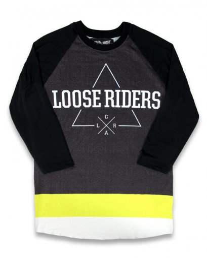 Loose Riders EPIC 2 lifestyle Herren Raglans