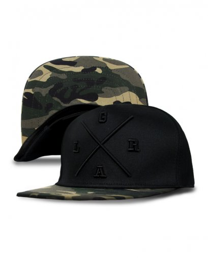 Loose Riders LRGA CAMO Accessories Hat