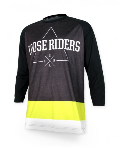 Loose Riders EPIC 2 Herren Jerseys 3/4 Ärmel