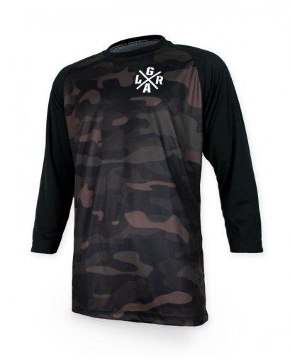 Loose Riders FREERIDE CAMO Men Jerseys 3/4 sleeves