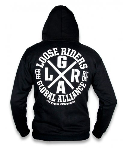 Loose Riders ALLIANCE Herren Kapuzenpullover