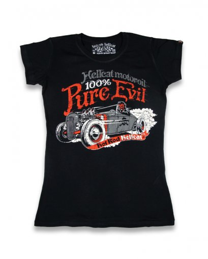 Hotrod Hellcat DEVIL ROD Women T-Shirts