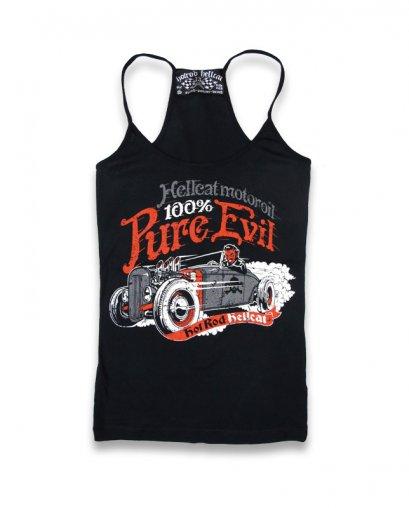 Hotrod Hellcat DEVIL ROD Damen Tank-Tops