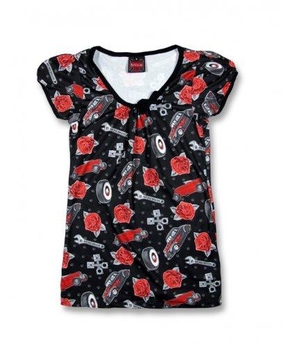 Hotrod Hellcat RUMBLE Damen T-Shirts